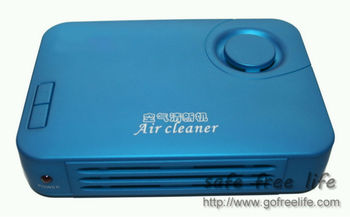 Anion Air Purifier for Automobile and Indoor