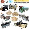 Machines for Wooden Stirrers for Coffee Coffee Stick Making Machine