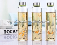 New Business Ideas Hot Selling Product Promotional Gift Creative Reusable Portable Water Bottles 500ml