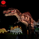 2019 popular Hight Quality Artificial Dinosaur Fossil and Skeleton For Musemen Park Theme Park on Sale