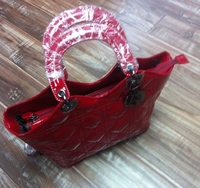 pu hand stock bag