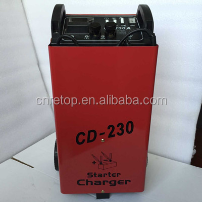CD330A single phase portable 12/24V battery Car Battery Charger lead-acid charging machine