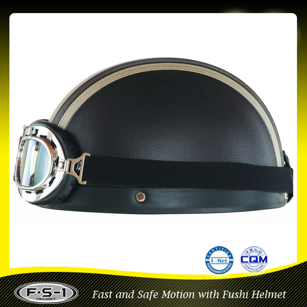 Vietnam black cheap abs scooter half helmet 903