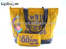Male Thick Strap Shoulder Bags