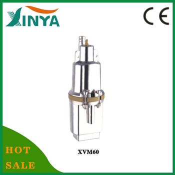 solenoid vibration pump