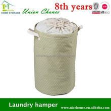 green corner laundry hamperhigh quality foldable dirty canvas laundry basket