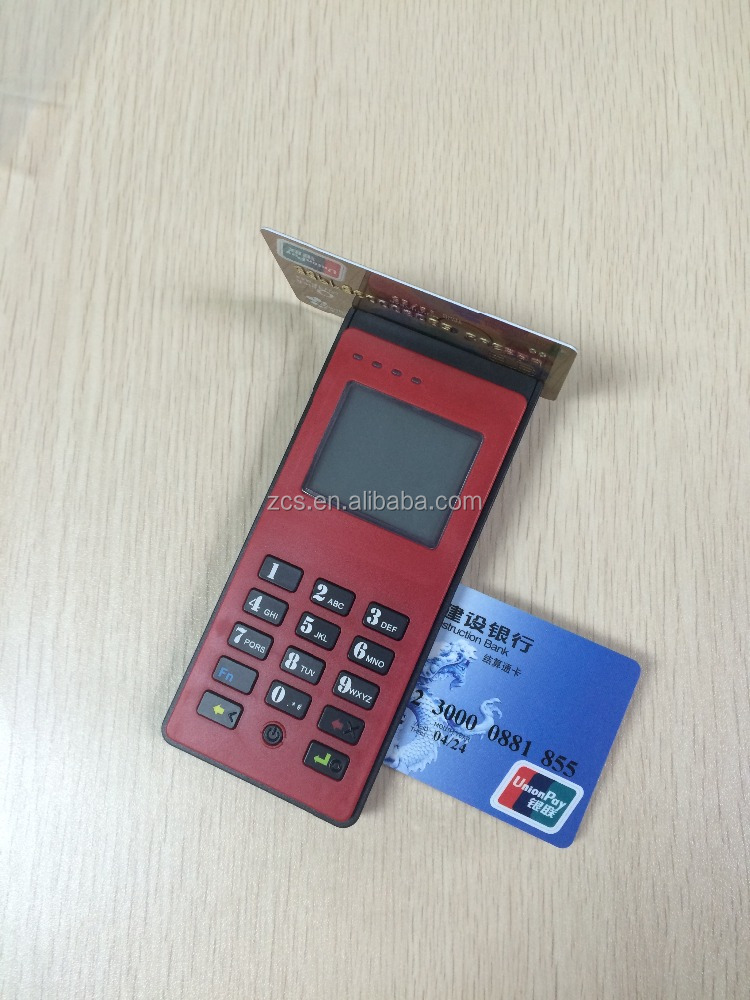 Mobile Magnetic & smart card reader with key pad, with SDK develop for android,IOS Phone payment
