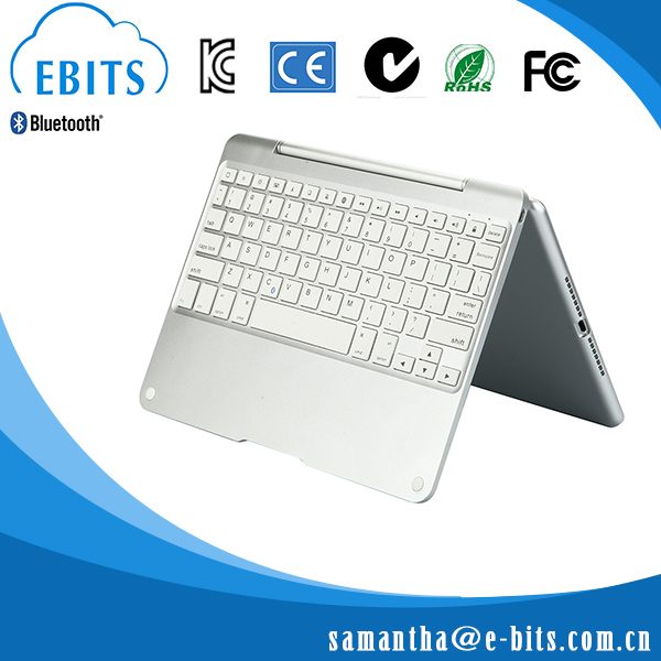 Custom printing decorative low price ce rohs bluetooth keyboard smallest For Google Android