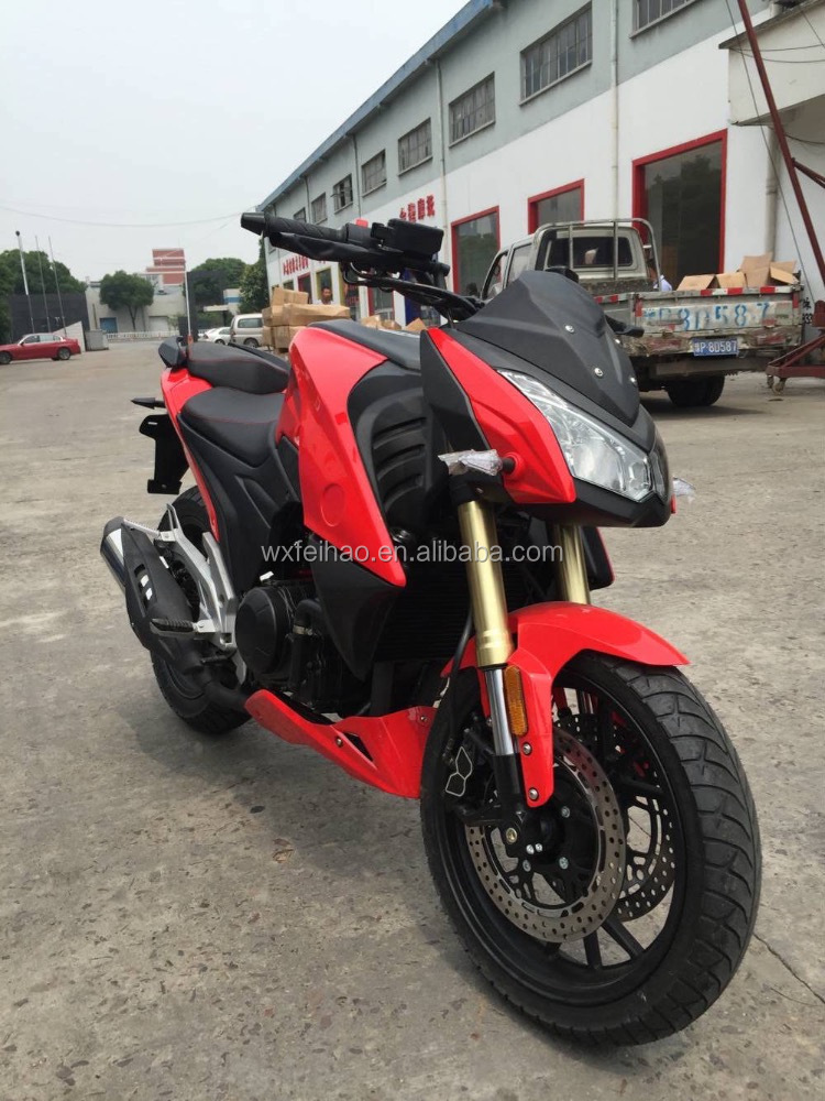 Chinese 400cc racing motorcycles EFI high quality MT400