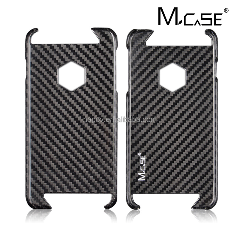 Top Selling Products Mcase Brand Carbon Fiber Cover Case For Apple iPhone 6 6S