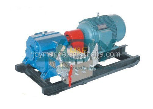 High pressure water jetting blaster/Sewer pipe cleaning machine