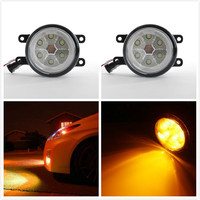 Led fog lamps for car and motorcycle, body kit for mitsubishi pajero honda fit