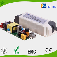 3 years warranty CE ROHS PSE 15W 20W 25W 40W led driver