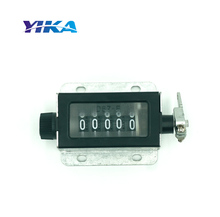 Wenzhou Yika D67F Mechanical 5 Digital Resettable Pull Counter