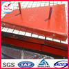 Tear and Abrasion Resistant Metal Backed Rubber Wear liner, resistant ceramic Rubber Liner