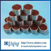 Metallic Honeycomb Substrate Metal Catalyst Carrier