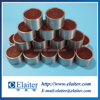 Metallic honeycomb substrate metal catalyst carrier ceramic monolith for car/motorcycle catalytic converter