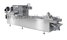 Continuous Efficiency Stretch Film Vacuum Packing Machine