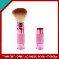 Manufacturer supply hot sale custom design top quality disposable foundation brushes made in china