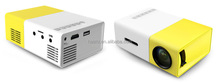 YG300 HDMI USB Mini Projector Home Media Player Portable Projector
