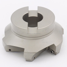 Indexable Square Shoulder RAP400R Face Mills for Face Milling Cutters