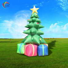 HOT Sale Giant Inflatable Christmas decoration Christmas Tree