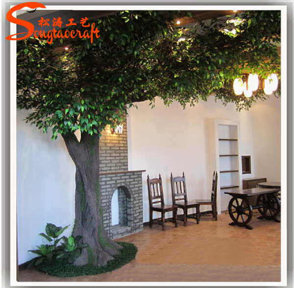 chinese artificial ficus tree factory of live ficus tree large artificial decorativr trees buy. Black Bedroom Furniture Sets. Home Design Ideas