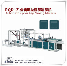 Plastic Disposable Medical Self-seal Zipper Packing Bag Making Machine