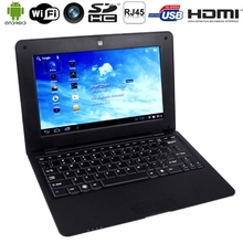 cheap laptop 10.1 inch Android 4.0 notebooks laptop