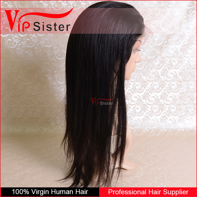 Top Quality Human Hair Brazilian Human Hair Full Lace Wig