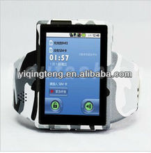 2012 High technology hand gsm wrist watch phone