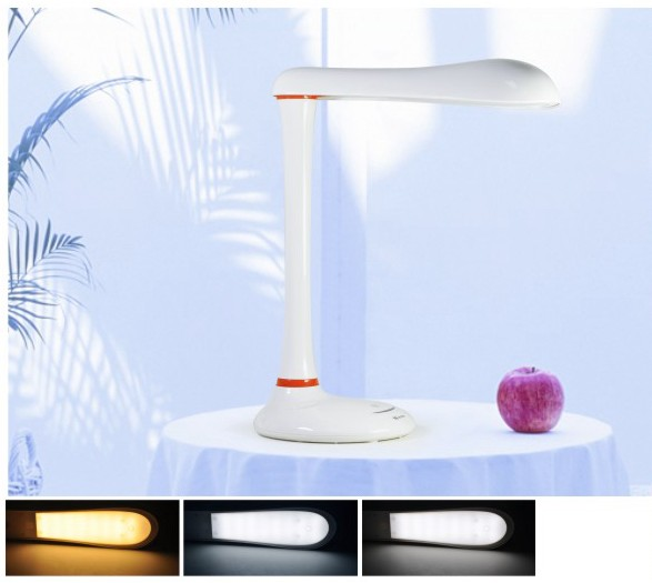 Factory outlets !Modern Energy-saving Dimmable Rotating led table lamp for home