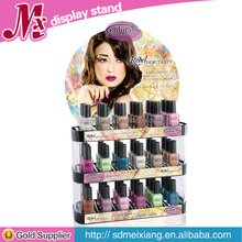 MX-ACM012 Exhibition acrylic display showcase / small display shelf / cosmetic display counter