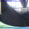 Medium temperature Coal pitch china supplier softening point 80-90