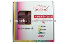 500g red film hard wax, depilatory wax