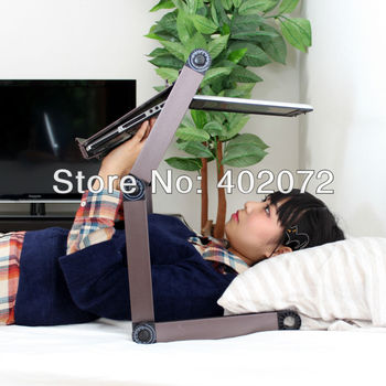 2013 hot sell foldable laptop stand for ipad laptop