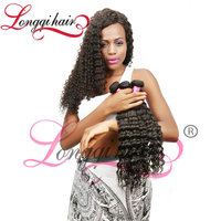 100 Percent Machine Weft Virgin Peruvian Deep Wave Hair, 6A Virgin Peruvian Hair, Hair Weave Atlanta