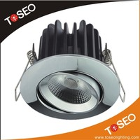 Round adjustable dimmable driver zhongshan led lighting
