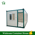 Economic Container House Sandwich Panel House Living Container Homes