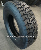 Chinese truck tire trade 12R22.5 tubeless provide new pattern