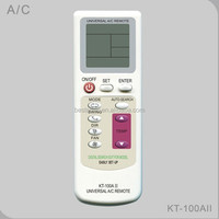 Universal Air conditioner remote controller KT-100AII