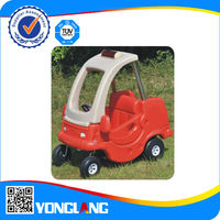 Plastic children car 2014 amusement indoor playground equipment cheap playground equipment