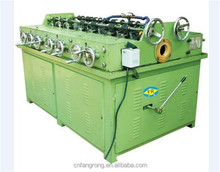 Durable use Automatic metal copper pipe flattener machine FR-50