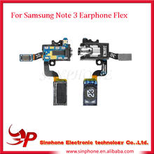 Spare Part For Samsung Galaxy Note 3 Earphone Flex Cable N9000