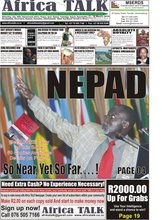 Africa TALK Weekly Newspaper