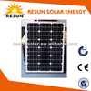 High efficiency new energy 90w mono solar panel ,solar energy fast delivery with CE TUV certificate