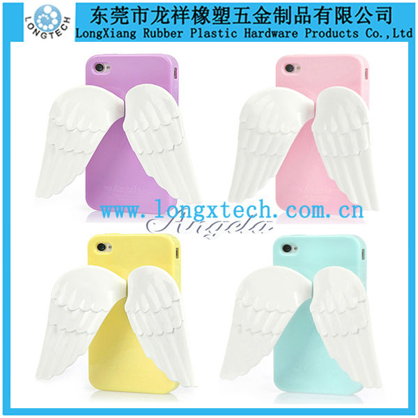 Custom Penguin Mobile Phone Case,silicon penguin phone cover case