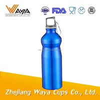 Best selling items aluminum drinking water bottle
