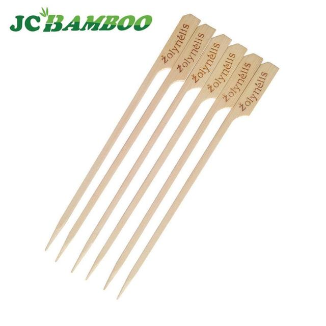 Cheap price teppo square bamboo sticks(skewers) for yakitori