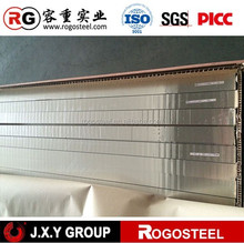 Honeycomb Core Foil Thickness 0.07mm light weight aluminium partition wall panel for solar